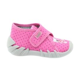 Pink Befado børns sko 112P185