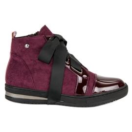 Filippo Stilfuld sneakers over ankelen