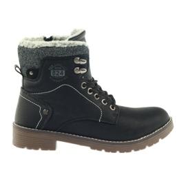 Sort DK2025 limede sko