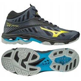 Volleyballsko Mizuno Wave Lighting Z4 Mid M V1GA180547
