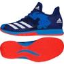 Adidas Counterblast håndboldsko blå