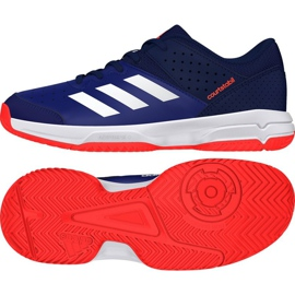 Adidas Court Stabil håndboldsko blå