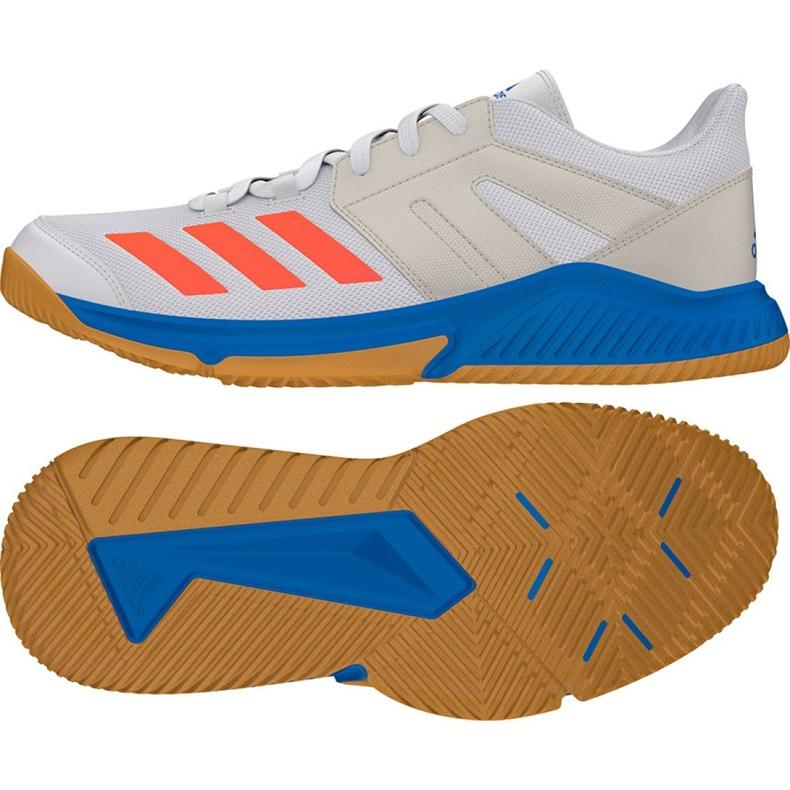 Adidas Essence M B22589 håndboldsko hvid hvid