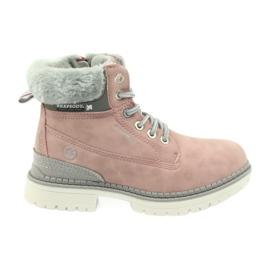 American Club Amerikanske støvler bootees vinter støvler 708122