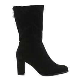 Støvler sorte støvler Sergio leone