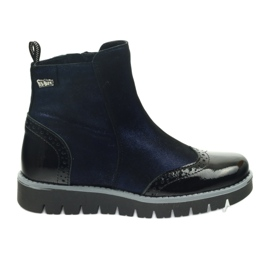 Ren But Varm støvler Ren Boot 4379 navy blue