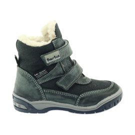Bartuś grå Boote støvler med membran 006 næb