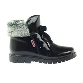 American Club sort Amerikanske støvler støvler vinter støvler 18015