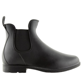 Wellington støvler sort D67 Black