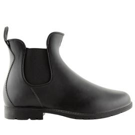 Wellington støvler sort D67 Black