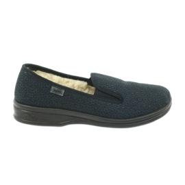 Grå Befado mænds sko pu 096M090