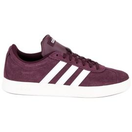 Adidas Vl Court 2.0 B43809 rød