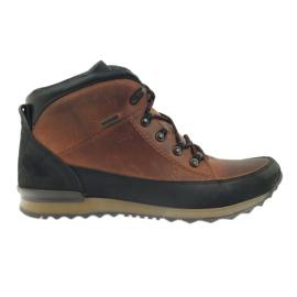 Riko mænds røde 8x trekking sko