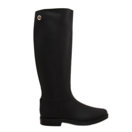 Rainy Show Rain Boots sort D59 Black