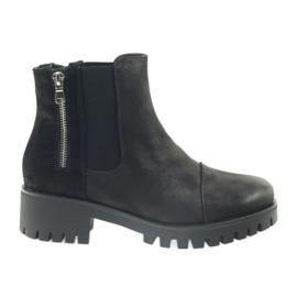 Vinter damestøvler Filippo 474 sort