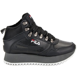 Sort Fila Orbit Zeppa Ripple