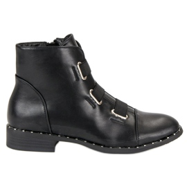 Filippo Stilfuld støvler sort