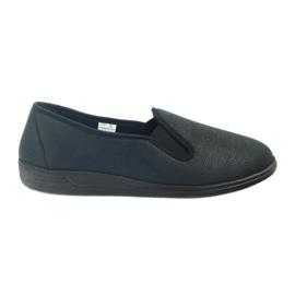 Sort Befado sko mænds sneakers tøfler 013M312