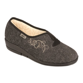 Befado kvinders sko pu 940D357 brun