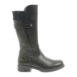 Ren But Ren Boot lange støvler sort 4371
