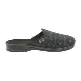 Befado mænds sko tøfler 089M408 sort