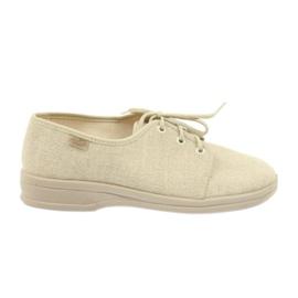 Befado sko mænds sko pu 630M007 brun