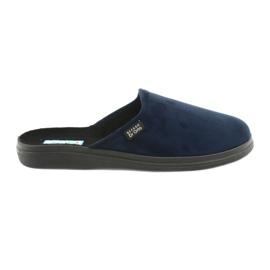 Navy Befado mænds sko pu 125M006