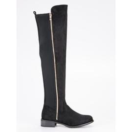 Seastar Sorte støvler med en glider