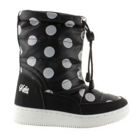 Sort Børns orthalion knæhøje støvler k1646109 Negro
