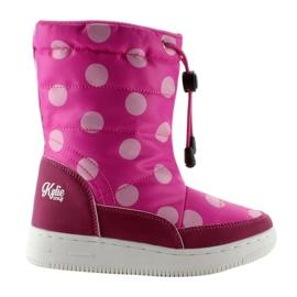 Pink Børns k1646109 Rose orthalion støvler