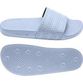 Adidas Originals Adilette flip flops i BA7539 hvid