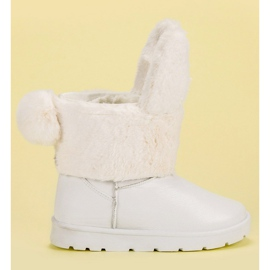 Seastar hvid Mukluki sne støvler