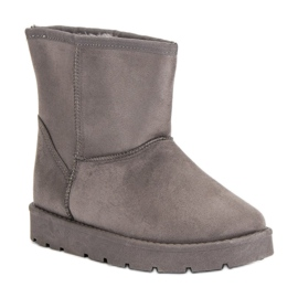 Seastar grå Mukluki sne støvler