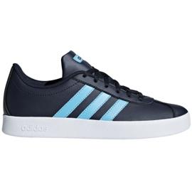 Adidas Vl Court 2,0 K Jr B75695 sko