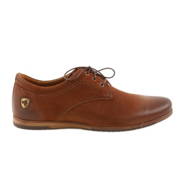 Brun Riko low heels sportssko 877