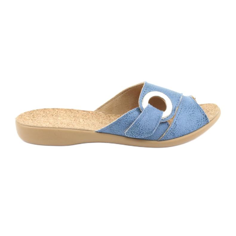 Befado kvinders sko pu 265D015 blå