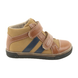 Boote sko støvler Ren But 3225 rød / marineblå