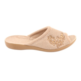 Befado kvinders sko pu 256D013 brun