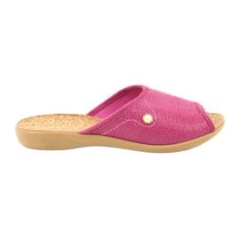 Pink Befado kvinders sko pu 254D092