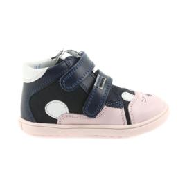 Støvler sko børn velcro kanin Bartek 11702