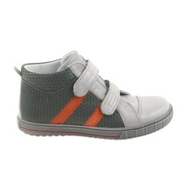 Ren But Boote sko børns velcro støvler Ren 4275 grå / orange