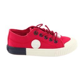 Big Star Røde store sneakers Sneakers 374004