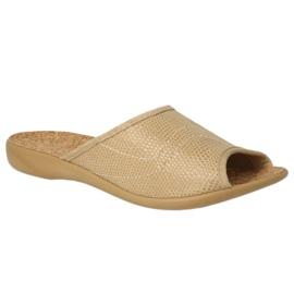 Befado kvinders sko pu 254D094 brun