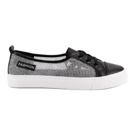 MCKEYLOR Mesh Sneakers sort