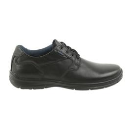 Badura lav støvler mænds komfort 3509 sort