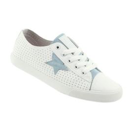 Big Star sneakers stjerneblå 274692