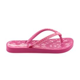 Flip flops Ipanema 82519 pink