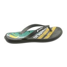 Tøfler børns sko Rider 82563 black