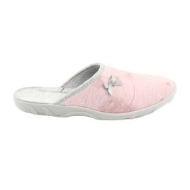 Befado farvede kvinders sko 235D161 pink