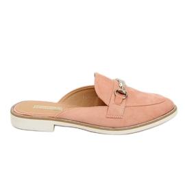 Flip flops pink F9375 Pink